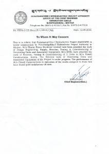 PHPA Punatsangchu Performance Letter-page-001